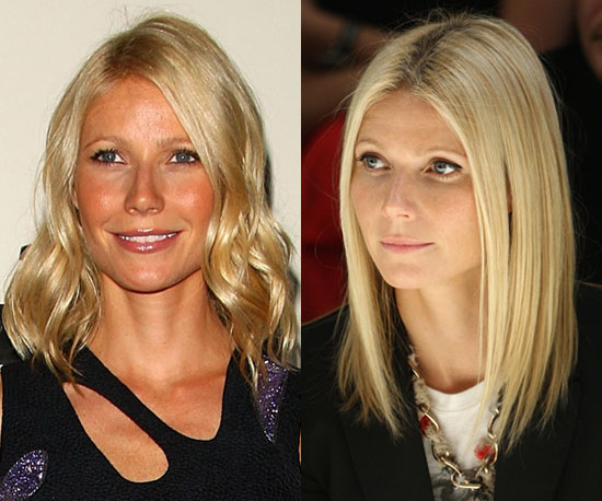 Which look is better on Gwyneth Paltrow?