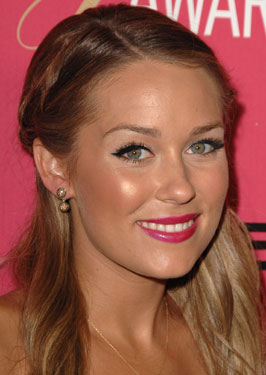 Pictures of Lauren Conrad&#039;s Double Braids