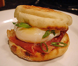 Recipe For Poached Egg and Prosciutto Sandwich 2009-06-24 12:53:58