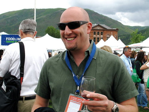 Interview With Top Chef Season 5 Winner Hosea Rosenberg in Aspen