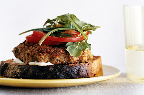 Veggie Burger Recipe 2009-07-02 09:15:58