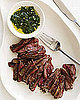 Mark Bittman Recipe For Grilled Skirt Steak With Chimichurri