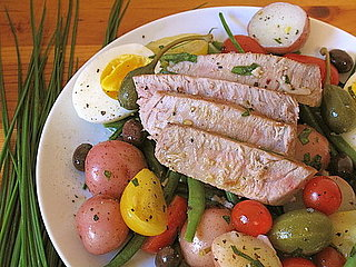 Classic Recipe For Seared Tuna Nicoise Salad