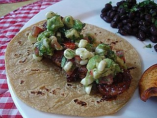 Recipe For Shrimp Tacos With Avocado Corn Salsa From Steve Raichlen