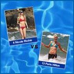 Help PopSugar Choose the Hottest Bikini Body of 2009