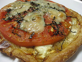 Tomato and Goat Cheese Tart Recipe