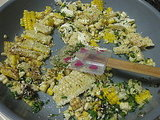 Corn and Cotija Salad