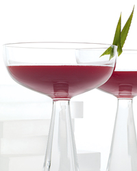 Blackberry Pineapple Sidecar Recipe