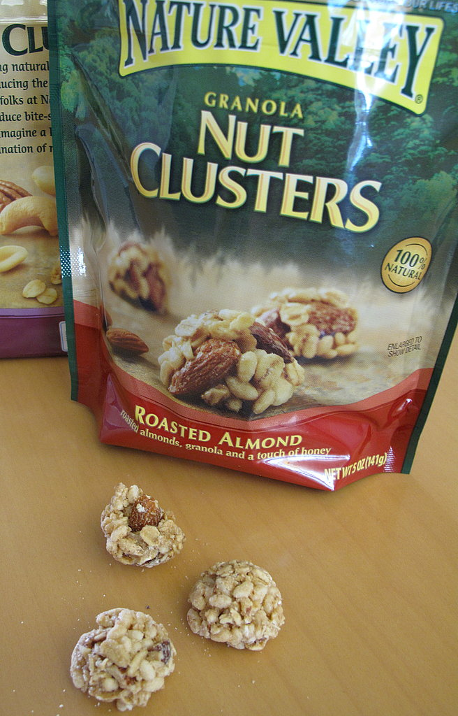 Photos of Nature Valley Granola Nut Clusteres
