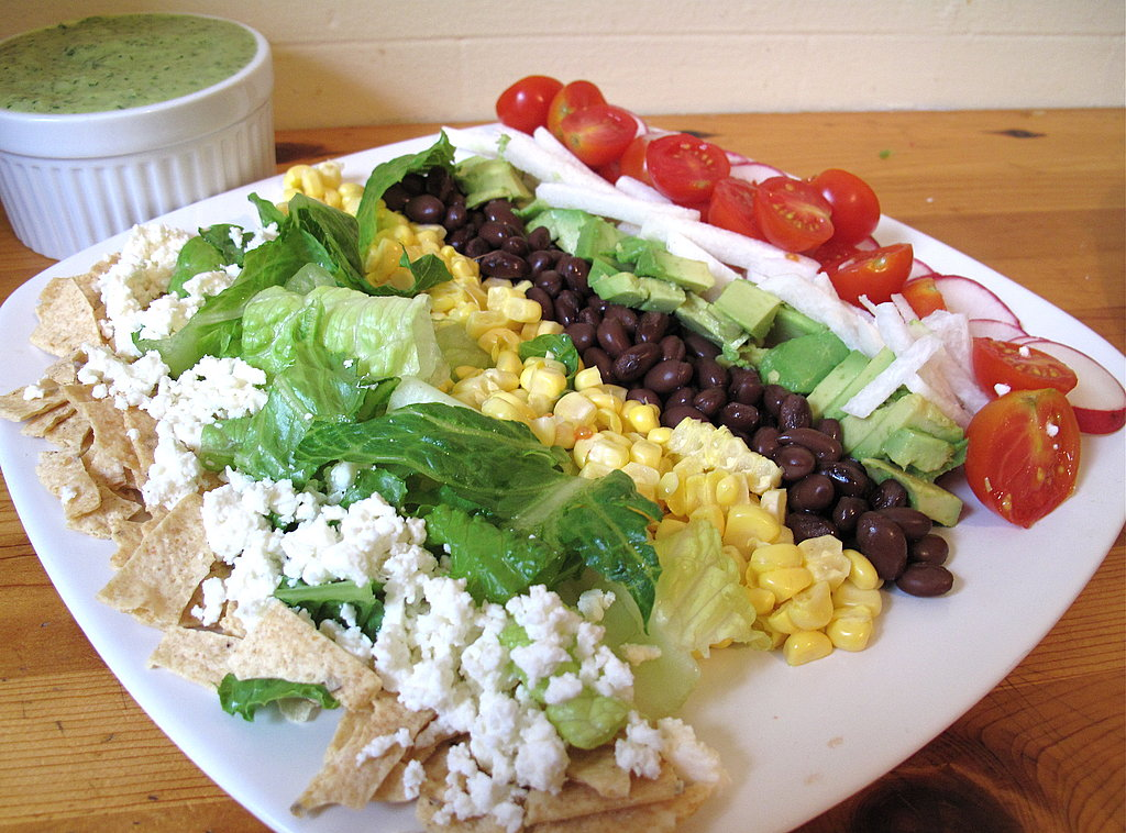 Photos of Vegetarian Layered Taco Salad