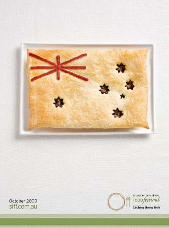 Photos of Sydney International Food Festival Ads