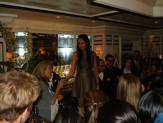 Padma Lakshmi Brings Fashion and Food Together