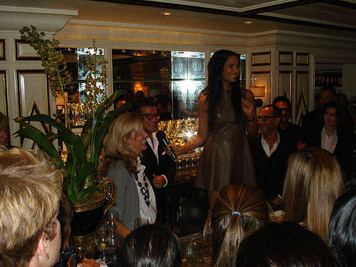 Padma Lakshmi Hosts Fashion Designer Cookoff