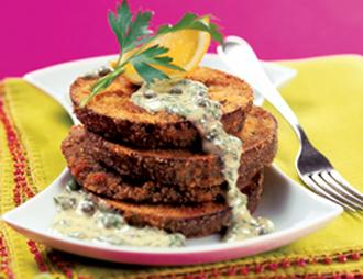 Vegetarian Schnitzel