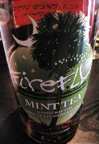 Happy Hour: Firefly Mint Tea Vodka