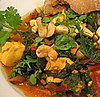Healthy Autumnal Recipe: Indian Spiced Chard