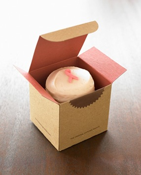 Sprinkles Pink Ribbon Cupcakes