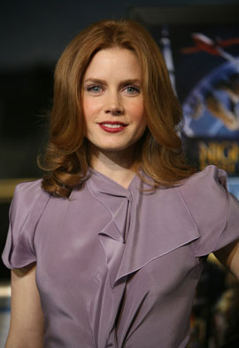 Amy Adams Joins Wahlberg and Bale in The Fighter