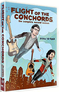 New on DVD, The Soloist, Obsessed, Flight of the Conchords Season 2