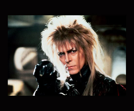 David Bowie, Labyrinth