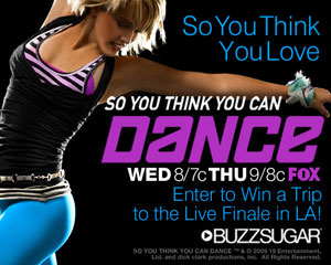 SYTYCD Finale Trip Giveaway: Congrats to Our Winner!