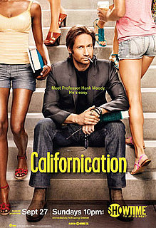 First Look: Californication Season Three