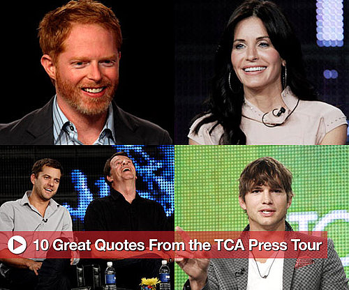 Quotes From Summer 2009 TCA Press Tour