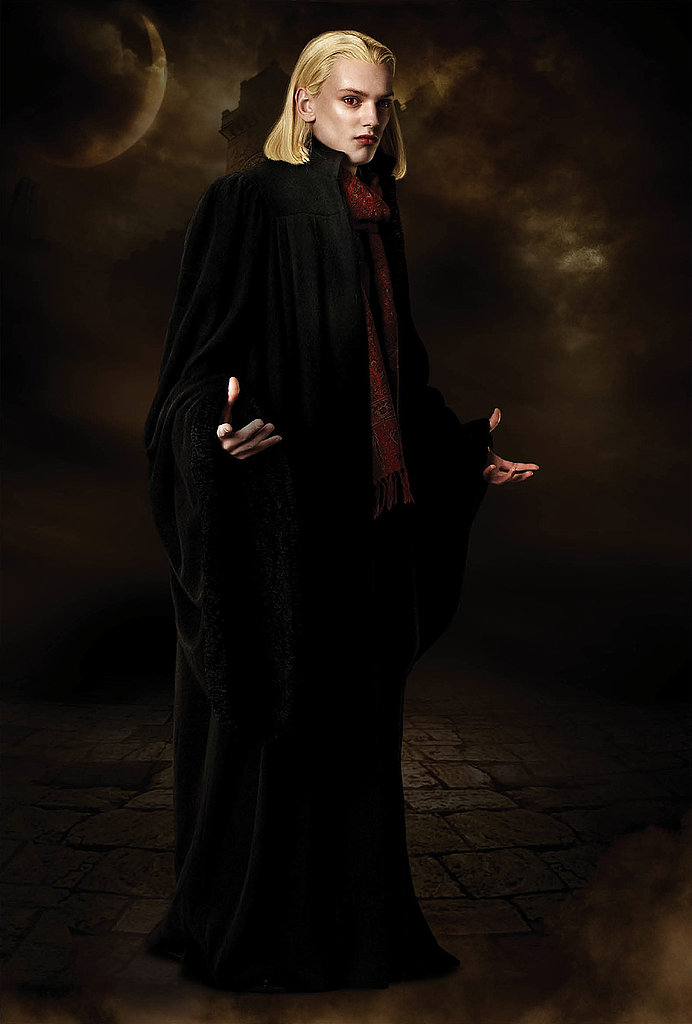Jamie Bower as Caius