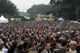 Playlist Inspired by 2009 Outside Lands Music Festival Lineup