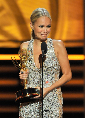 Kristin Chenoweth Wins Emmy For Outstanding Supporting Actress in a Comedy Series
