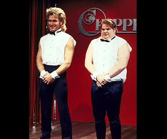 Saturday Night Live Chippendales Skit, 1990