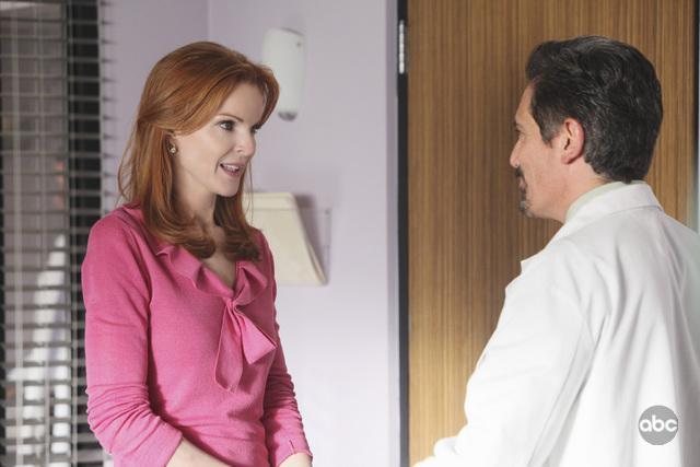 New doctor love interest for Bree? It wouldn't be the first time . . .
