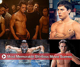 20 Most Memorable Shirtless Men in Movies
