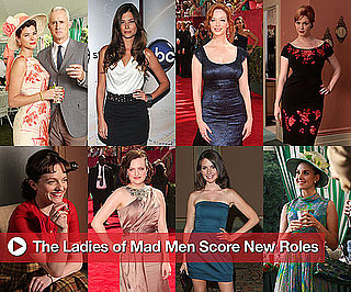 Photos and Projects of the Female Actresses of Mad Men