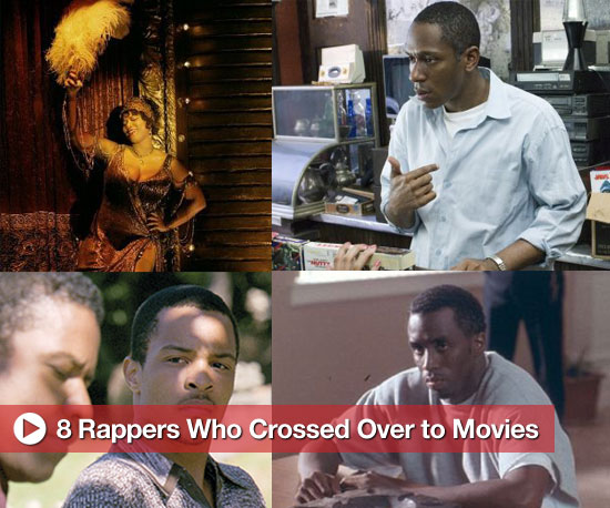 8 Rappers Who Turned Actors in Movies