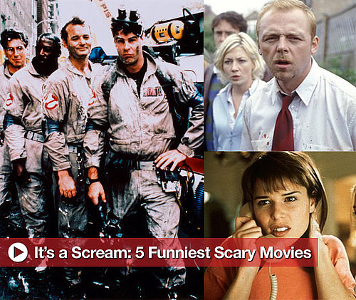 List of 5 Funny and Scary Movies