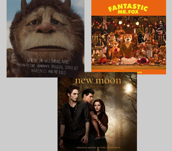 Fall Movie Soundtracks
