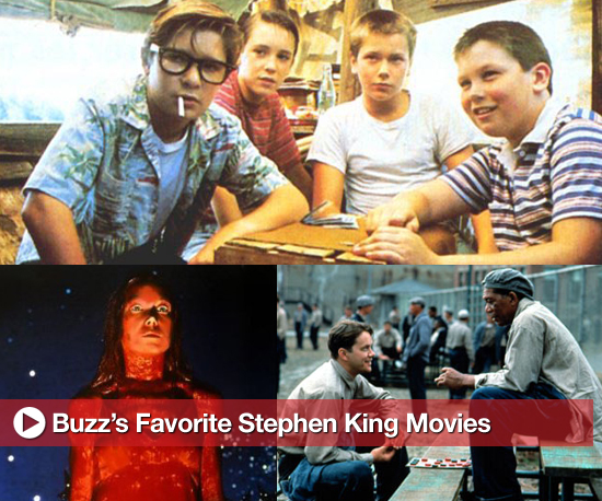 Buzz's Favorite Stephen King Adaptations