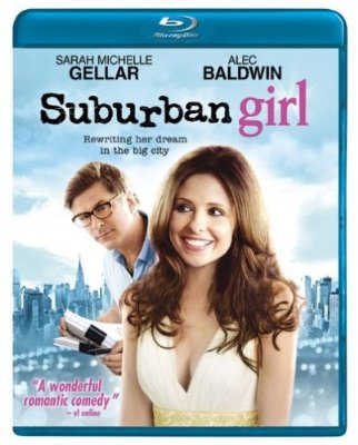 Alec Baldwin and Sarah Michelle Gellar, Suburban Girl