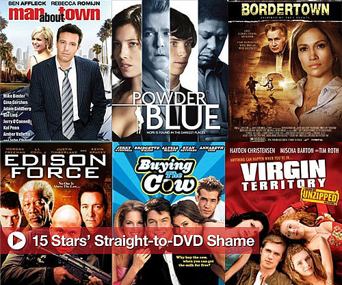 15 Famous Stars With Movies That Went Straight to DVD