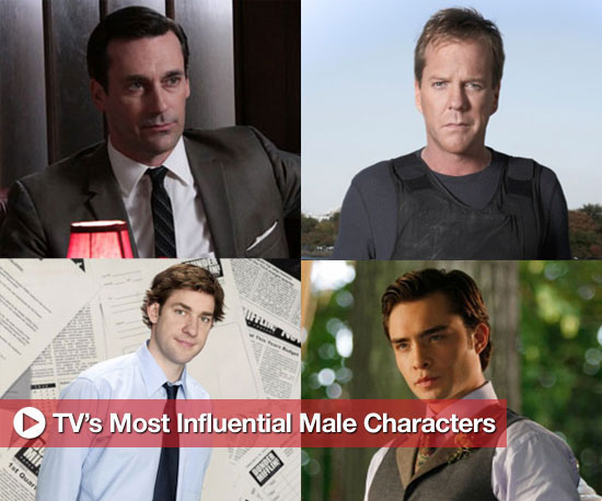 The 10 Most Influential Male Characters on TV