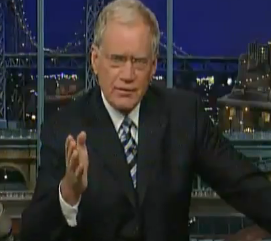 Video of David Letterman Apologizing to His Wife and Staff On the Air