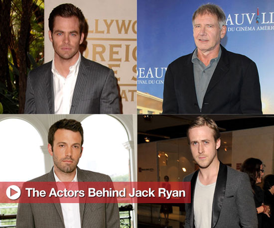 Chris Pine to Be the Next Jack Ryan