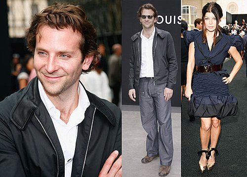 Photos of Bradley Cooper, Fergie and the Black Eyed Peas at the Louis Vuitton Menswear Show in Paris