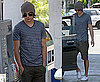 Photos of Zac Efron at The Gas Station