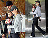 &quot;Adoptive Mother&quot; Gisele Shops With Her Sports Guys 