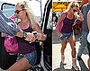 Photos of Britney Spears Shopping in LA