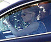 Photo Slide of Gwyneth Paltrow Driving in LA