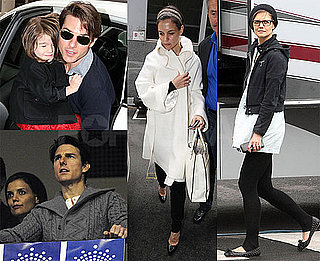 Photos of Tom Cruise, Katie Holmes, Suri Cruise in Australia 2009-07-06 05:00:39
