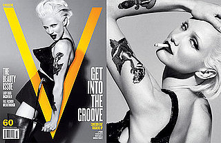 Photos of Cameron Diaz on the Cover of V Magazine
